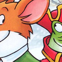 Geronimo Stilton : Le Royaume de la Fantaisie