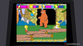 The Simpsons : The Arcade Game