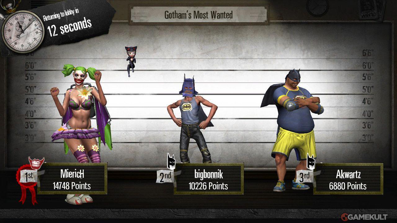 Gotham City imposteurs pas Matchmaking