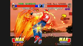 Fatal Fury : Wild Ambition