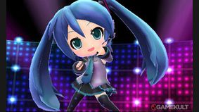 Hatsune Miku and Future Stars Project Mirai