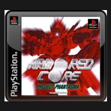 Armored Core : Project Phantasma