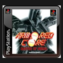Armored Core : Master of Arena