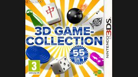 Collection de jeux 3D : 55 en 1