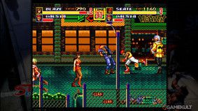 Sega Vintage Collection : Streets of Rage
