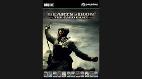Hearts of Iron : The Card Game