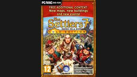 The Settlers 7 : Deluxe Gold Edition