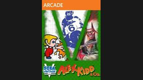 Sega Vintage Collection : Alex Kidd and Co.