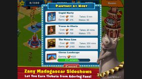 Madagascar : Join the Circus!