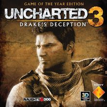 Uncharted 3 : Drake's Deception - Game of the Year Edition