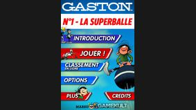 Gaston n°1 - La Superballe