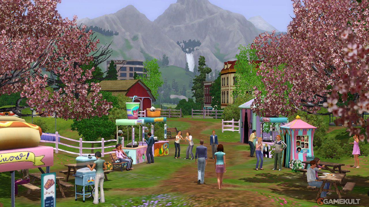 Sims 3 rencontres en ligne sans saisons Vitesse datant de Greenwich CT