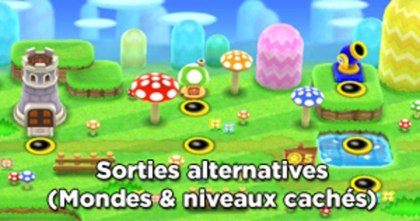 Guide de New Super Mario Bros  2 - Gamekult