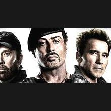 Test : The Expendables 2