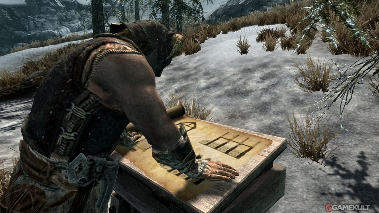 Test the elder scrolls v skyrim hearthfire gamekult