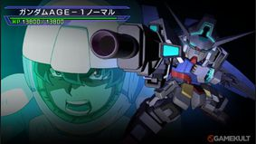 SD Gundam G Generation Over World