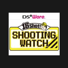 16 Shot ! Shooting Watch