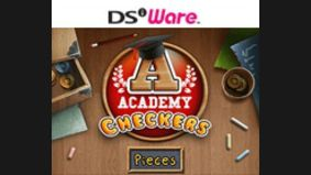 Academy : Checkers