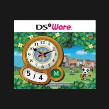 Horloge Animal Crossing