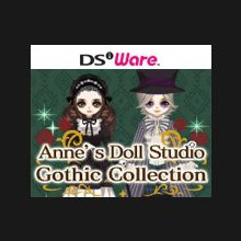 Anne's Doll Studio : Gothic Collection