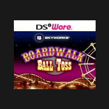 Boardwalk Ball Toss