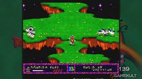 Sega Vintage Collection : ToeJam & Earl