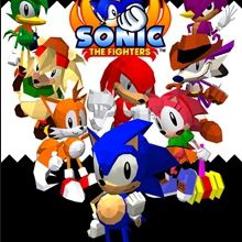 Sonic : The Fighters