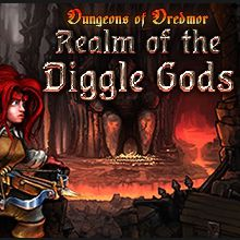 Dungeons of Dredmor : Realm of the Diggle Gods