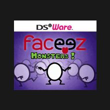 Faceez : Monsters !