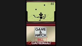 Game & Watch : Ball
