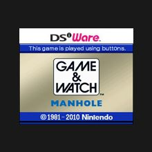 Game & Watch : Manhole