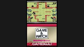 Game & Watch : Mario's Cement Factory