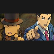 Test : Professeur Layton vs Ace Attorney
