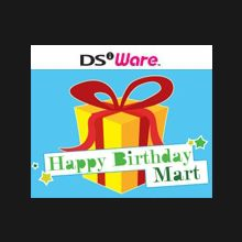 Happy Birthday Mart