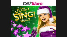 Just SING ! Christmas Vol.3