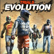 Trials Evolution : Origin of Pain