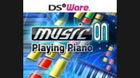 Music On : Playing Piano