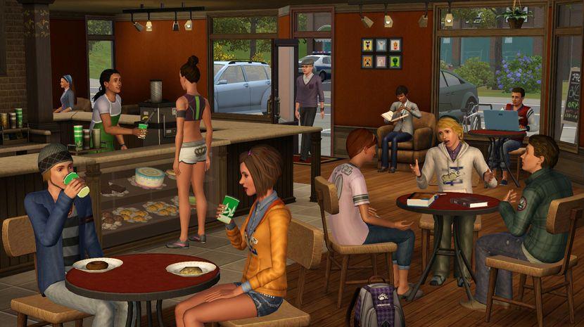 Sims 3 Université vie rencontres