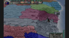 East vs. West : A Hearts of Iron Game
