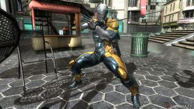 Grayfox - Metal Gear Rising : Revengeance