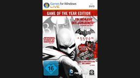 Batman : Arkham City - Game of the Year Edition