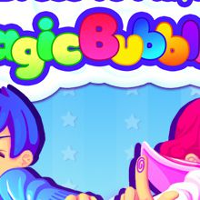 Dress to Play : Magic Bubbles !