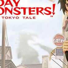 Attack of the Friday Monsters ! A Tokyo Tale