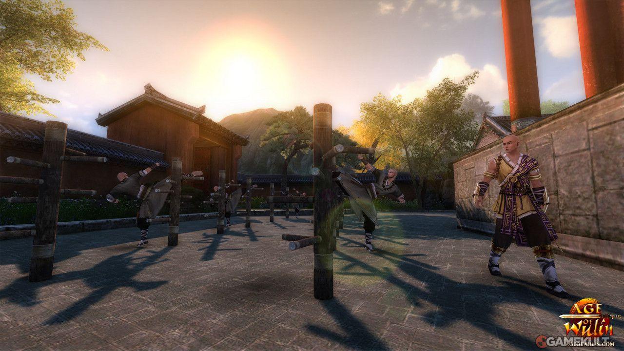 Age of Wulin - Jeu Action - Gamekult