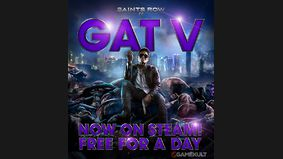Saints Row IV : GAT V Pack