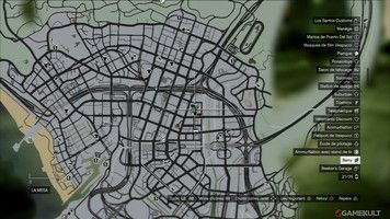 Grand Theft Auto V Barry Gamekult