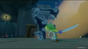 The Legend of Zelda : The Wind Waker HD