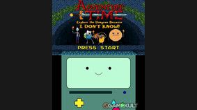 Adventure Time : Explore the Dungeon Because I DON'T KNOW !