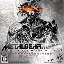 Metal Gear Rising : Revengeance Special Edition
