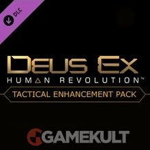 Deus Ex : Human Revolution - Tactical Enhancement Pack